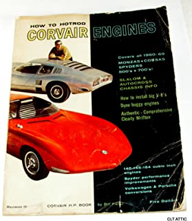 How to Hotrod Corvair Engines