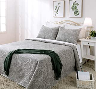 Best cotton quilts king size Reviews