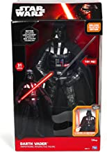 Star Wars - Classic Saga Interactive Darth Vader, de 45 cm (Giochi Preziosi 13431), Italiano