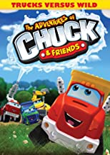 The Adventures Of Chuck And Friends: Trucks Vs. Wild