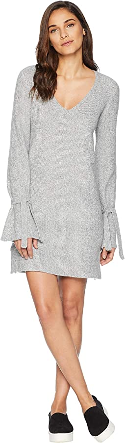 Jennibelle V-Neck Sweater Dress