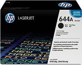 HP 644A   Q6460A   Toner Cartridge   Black