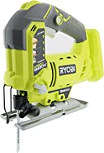 RYOBI One+ P5231 18V Lithium Ion Cordless Orbital T-Shaped 3,000 SPM Jigsaw (Battery Not Included, Power Tool and T-Shaped...