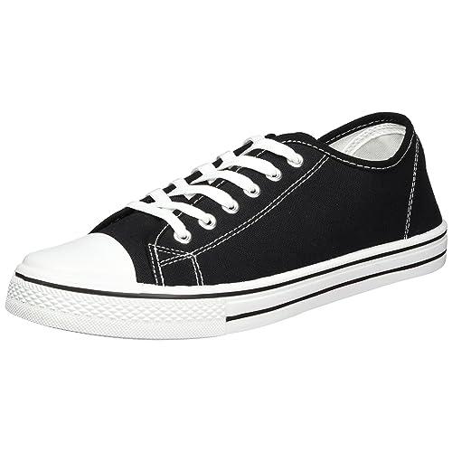 121e033d6e706 Canvas Shoes Men: Amazon.co.uk