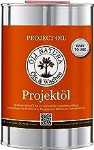 OLI-NATURA Projektöl Universalholzöl, Inhalt: 1 Liter, Farbe: Nussbaum