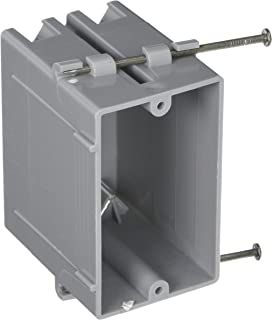 Electrical Box, Cable, 20.3 Cu. In, 1 Gang