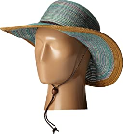 MXM1022 4 Inch Brim Sun Hat with Adjustable Chin Cord