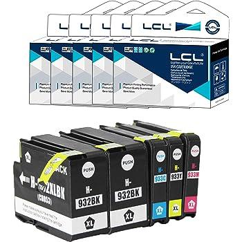 LCL 10 11 C4844A C4836A C4837A C4838A (4-Pack Negro Cian Magenta ...