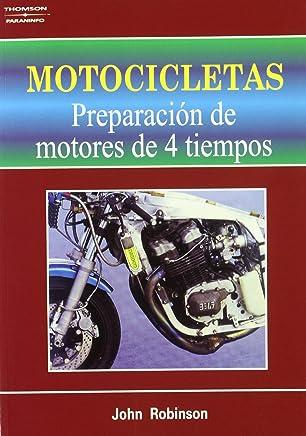 Motocicletas - Puesta a Punto de Motores (Spanish Edition)