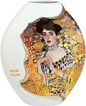 Gustav Klimt Adele Porcelain 20cm Vase by Goebel 66500411