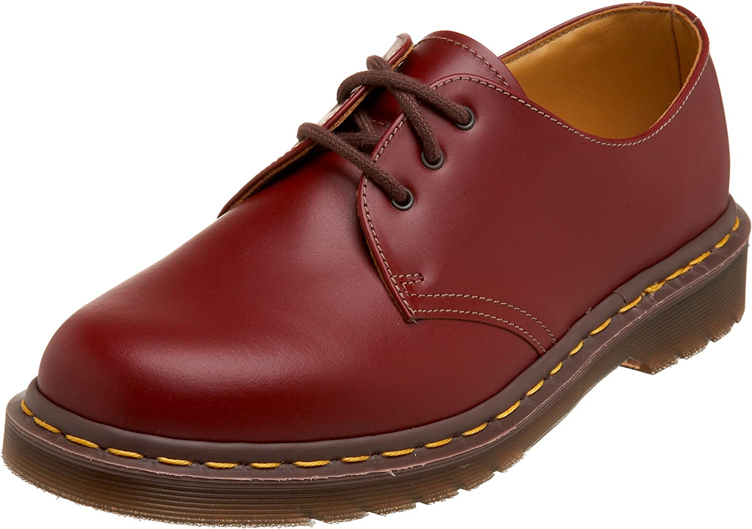 Dr. Martens Made in England Vintage 1461 Oxblood