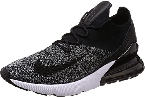 Nike Air Max 270 Flyknit, paniers Basses Homme