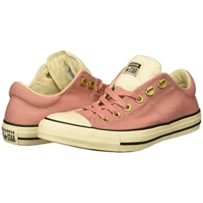 Converse Chuck Taylor All Star Madison Ox (Rust Pink/Natural Ivory/Black) Women