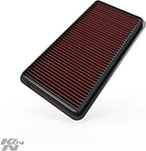 K&N engine air filter, washable and reusable: 2015-2017 Chrysler 200 33-5025