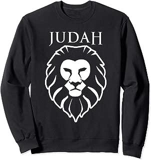 Lion of Judah Sweatshirt, Hebrew Israelite Sweatshirt