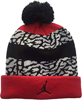 Nike Youth Boy's KD Pom Knit Beanie Hat