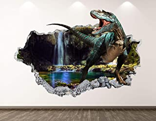 3d dinosaur wall art