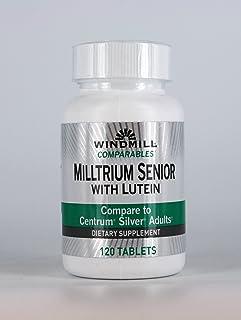 MILLTRIUM Senior TB W/LT WMILL Size: 120