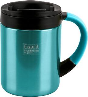 キャプテンスタッグ(CAPTAIN STAG) コップ シーエスプリ ダブルステンレスマグカップ