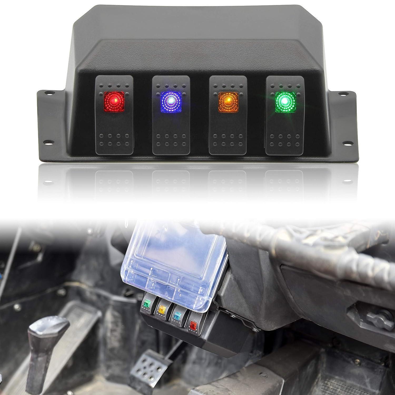 lowest price Switch Panel for Las Vegas Mall Polaris RZR XP Dash SAUTVS Under C 1000