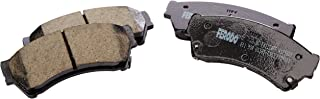 Ferodo FDB4062 PREMIER Bremsbelagsatz, Scheibenbremse   (4 teilig)   (4 Stück)