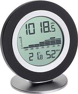 TFA Dostmann WeatherHub - Termómetro e higrómetro barómetro Digital, con Vista gráfica