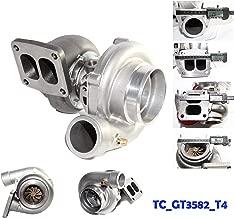 EMUSA GT3582 GT35 Manifold T4 Flange Turbo Compressor A/R 0.70 Turbine A/R 0.63