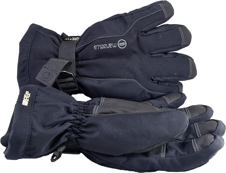 Manzella Farenheit 5 Women's Gloves - Black-M