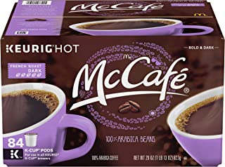 Best mccafe french roast k cups Reviews