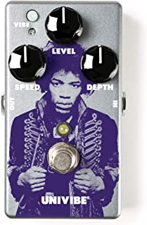 Other Dunlop JHM7 Jimi Hendrix Univibe Chorus/Vibrato Pedal Limited Edition 2000 pcs Worldwide (