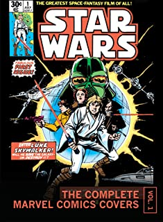 Star Wars: The Complete Marvel Comics Covers Mini Book, Vol. 1