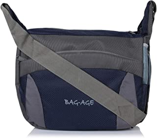 Bag-Age Polyester Messenger Bag