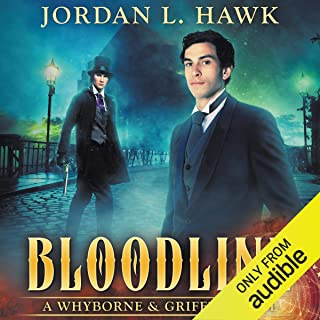 Bloodline: Whyborne & Griffin, Book 5