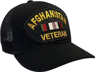Afghanistan Veteran Hat Ball Cap