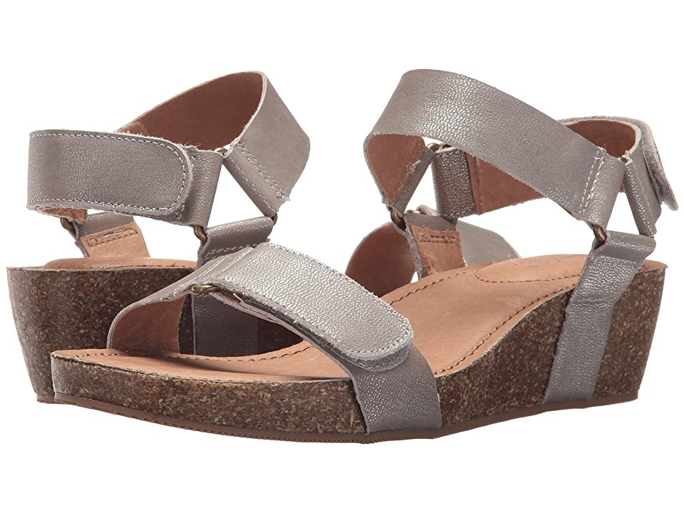 Me Too Shea (Pewter Metallic Vachetta) Women