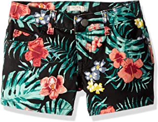 Roxy Big Girls' Little Peach Denim Shorts