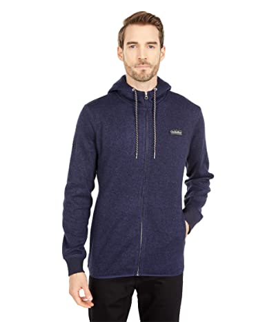 Quiksilver Keller Zip Fleece (Parisian Night) Men