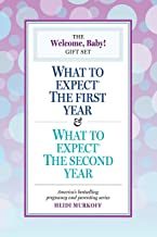What to Expect: The Welcome, Baby Gift Set: (includes What to Expect The First Year and What To Expect The Second Year)