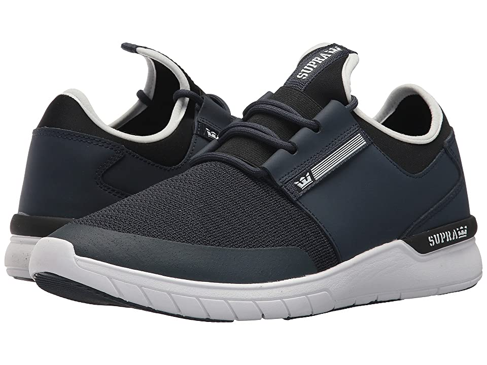 Supra Flow Run (Navy/White) Men