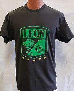 New Club Deportivo Leon Soccer T-Shirt Size L