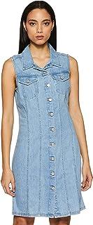فستان قصير بلا اكمام من ليفايس - 736580000