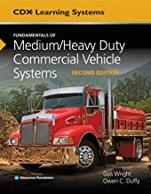 Fundamentals of Medium/Heavy Duty Commercial Vehicle Systems (Cdx Learning Systems)