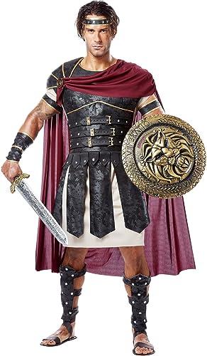 ventas calientes Disfraz Gladiador Romano hombre hombre hombre  colores increíbles