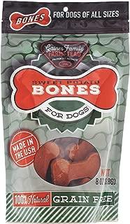Gaines Family Farmstead Sweet Potato Dog Bones, USA Made, Natural, 8 oz. Bag