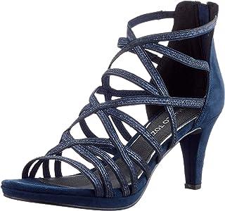 MARCO TOZZI 2-2-28373-26 Damen Sandale, Talon Femme