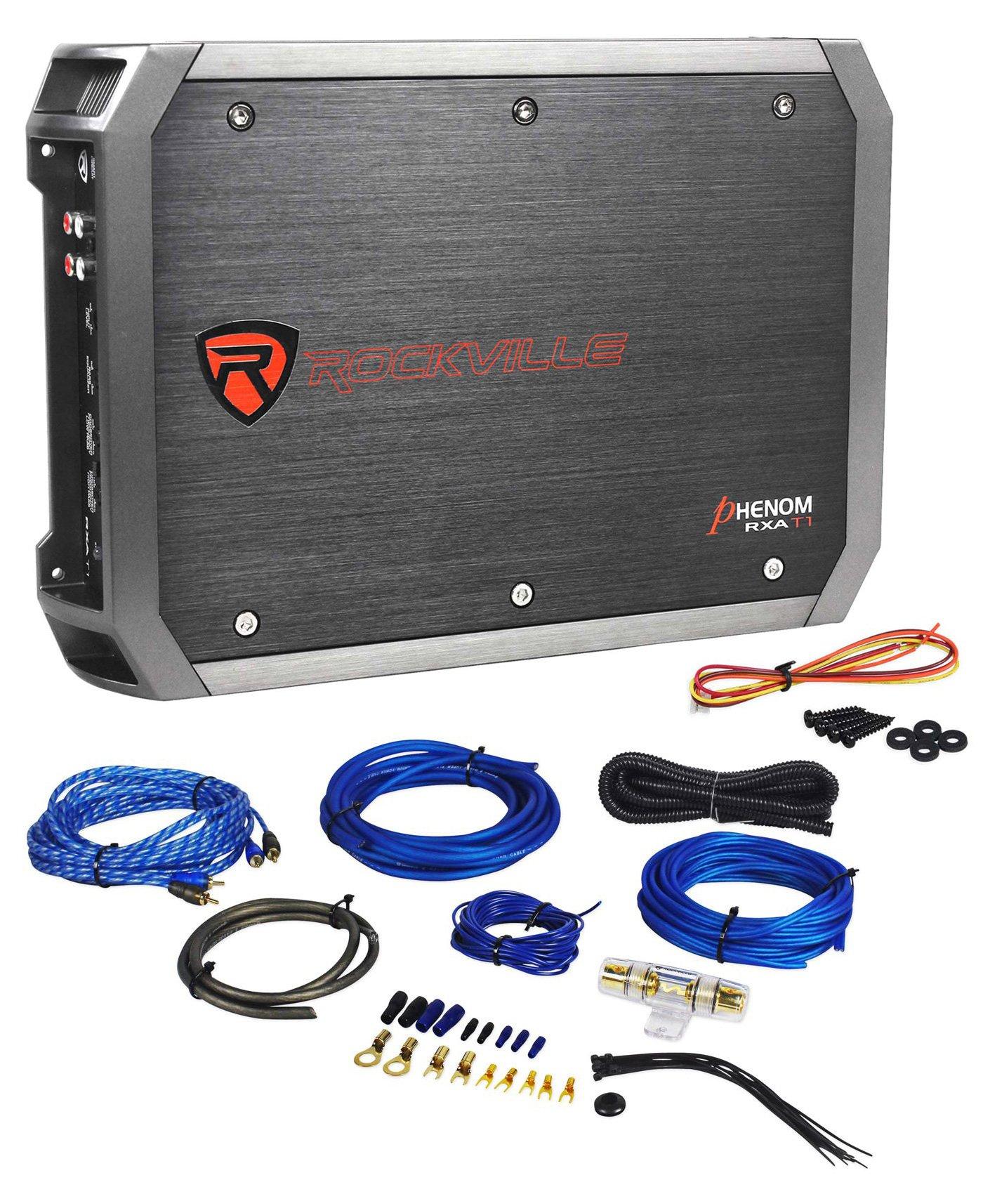 Rockville RXA T1 Channel Stereo Amplifier