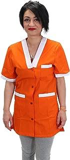 Donna Robinson settore sanitario SANTORINI arancione Nero dimensioni arancione//nero 36