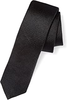 "Amazon Brand - BUTTONED DOWN Men's Classic Silk 2"" Skinny Necktie"