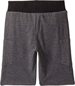 4Ward Clothing Four-Way Reversible Shorts (Little Kids/Big Kids)