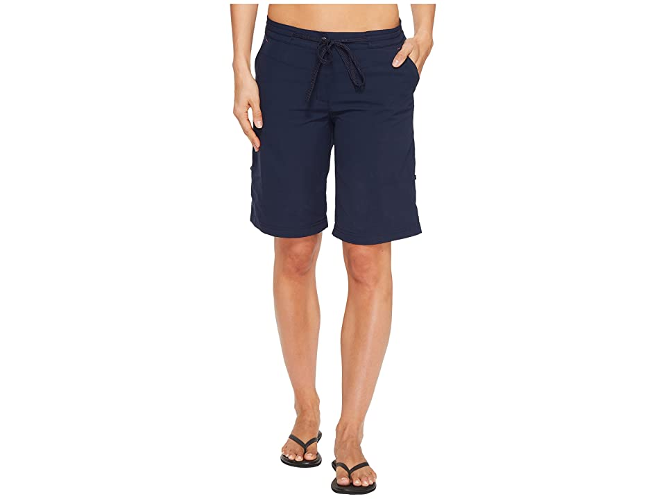 Jack Wolfskin Pomona Shorts (Midnight Blue) Women